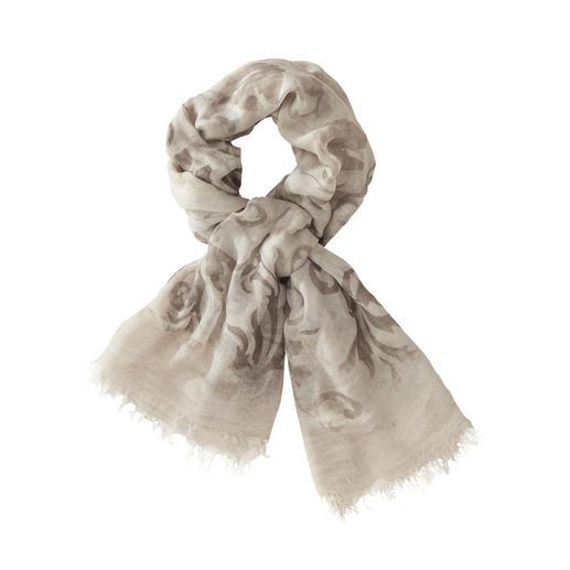 Ancini Vintage-Schal Der schmiegsam weiche, farbbrillante unter den modischen Vintage-Schals. Von Ancini.