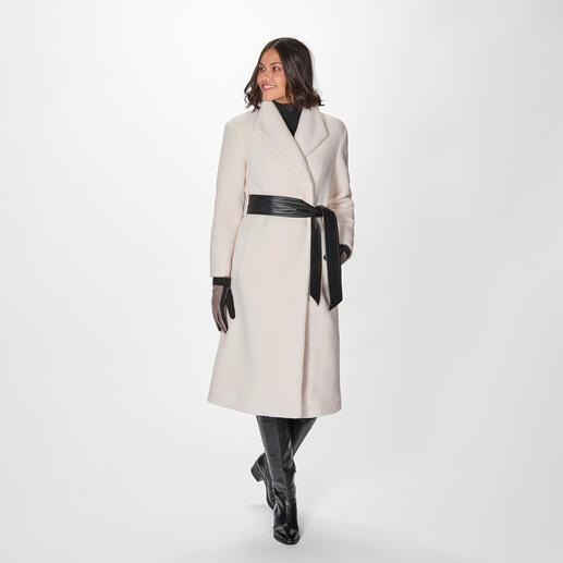 Pinko Eleganter Teddy-Mantel Der couturige unter den Teddy-Coats. (Aber ohne Couture-Preis.) Von Pinko.