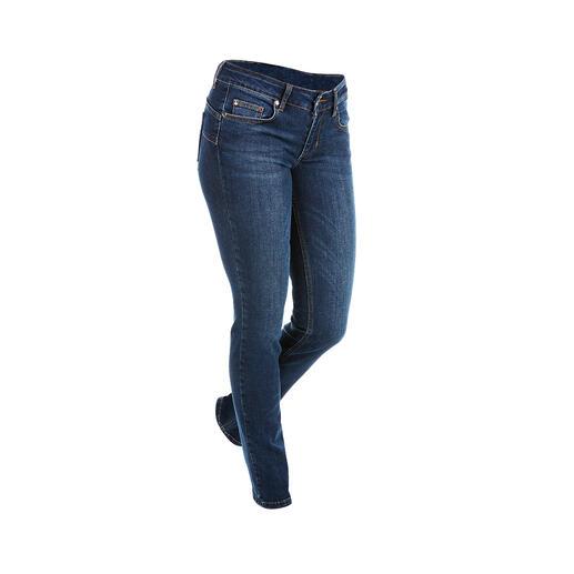 """Kaum eine Jeans lässt Ihren Po knackiger aussehen als die """"Bottom up"""" von Liu Jo Jeans, Italien. Kaum eine Jeans lässt Ihren Po knackiger aussehen als die """"Bottom up"""" von Liu Jo Jeans, Italien."""