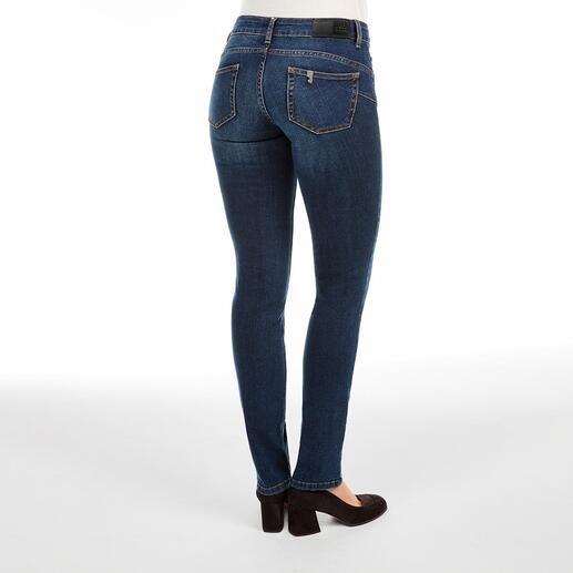 """LiuJo Jeans Bottomup, High Waist Kaum eine Jeans lässt Ihren Po knackiger aussehen als die """"Bottom up"""" von Liu Jo Jeans, Italien."""