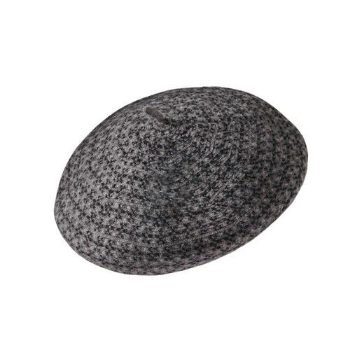 Loevenich Woll-Baskenmütze Die Baskenmütze ist zurück: Stilvoller denn je. Bequem wie nie. (Und auch der Preis ist erfreulich.)