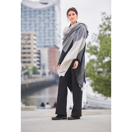 TWINSET Classic-Poncho-Schal