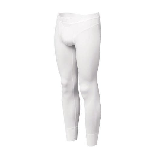 Longpants, Weiß