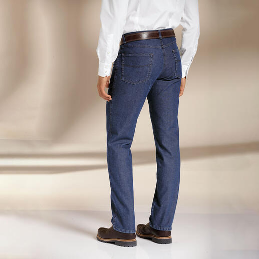 Five-Pocket-Thermo-Jeans