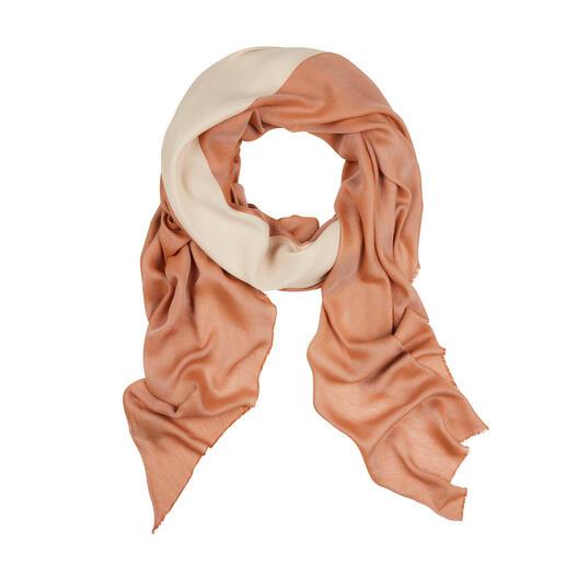 Abstract Rauten-Schal Der große Rauten-Schal, den Sie auch als Stola oder Umhang tragen. Made in Italy von Abstract.