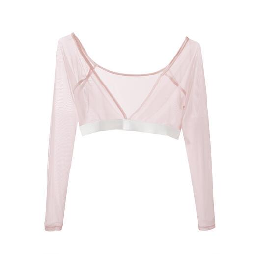Der perfekte Partner für ärmellose Kleider & Tops. Das Unterzieh-Shirt von Swing  bedeckt, ohne zu verhüllen.