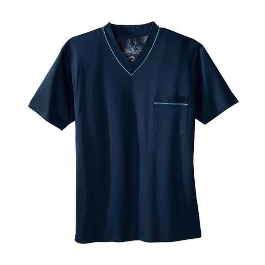 Der Lieblings-Pyjama zum kleinen Preis. Reine Baumwolle. Sauber verarbeitet. Hergestellt in Deutschland.