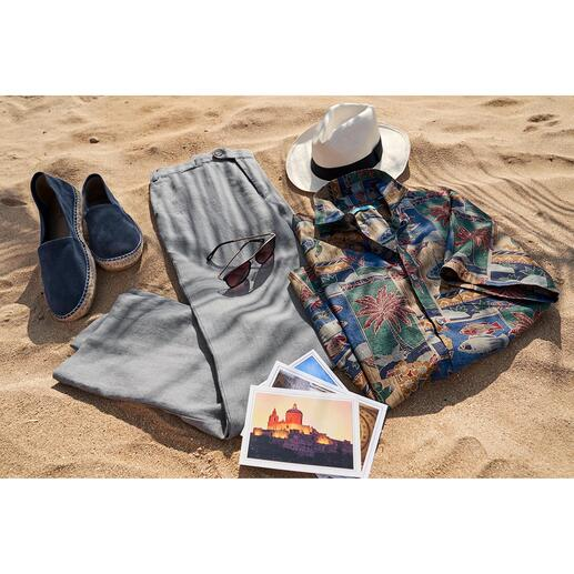 Tori Richard Aloha-Shirt Marquises