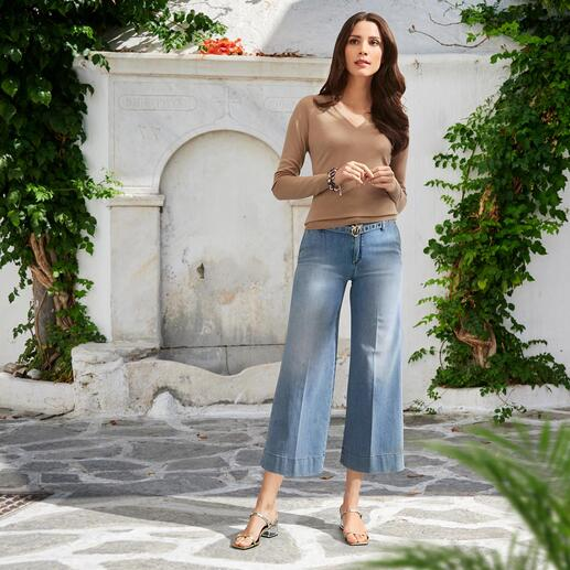 Versace Jeans Couture Metallic-Sandale