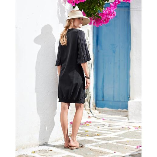 European Culture Layering-Kleid