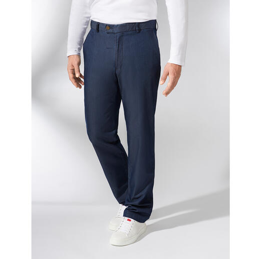 Seiden-Jeans