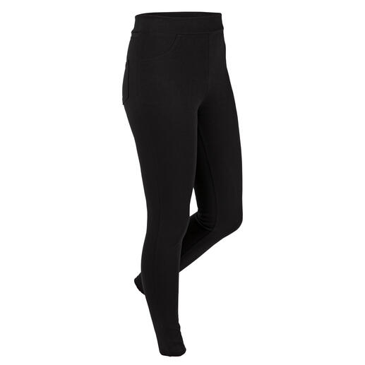 Die Jeggings von Shapewear-Spezialist Magic® Body Fashion. Bequem und lässig wie Ihre Lieblings-Jeans. Aber vorteilhaft figurformend.