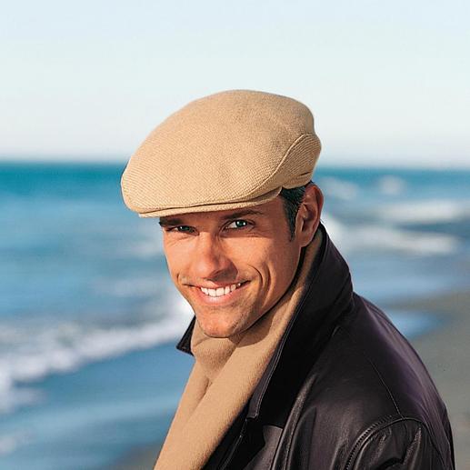 Kamelhaar-Schal oder -Mütze Wunderbar weich und wärmend. Ideal auch für empfindliche Haut.