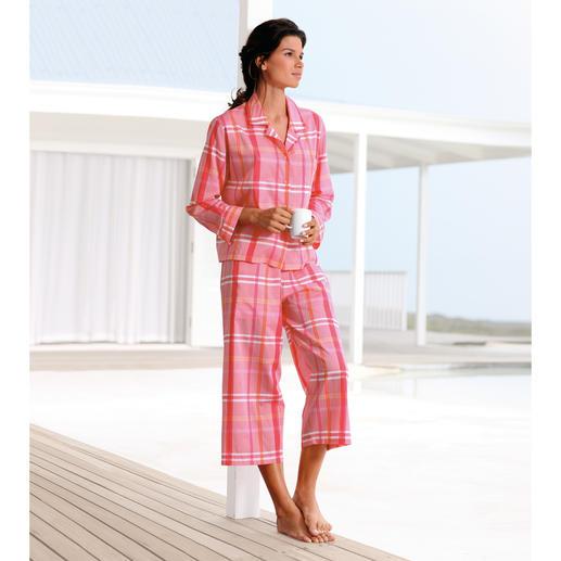 novila_karo_pyjama_orange_pink