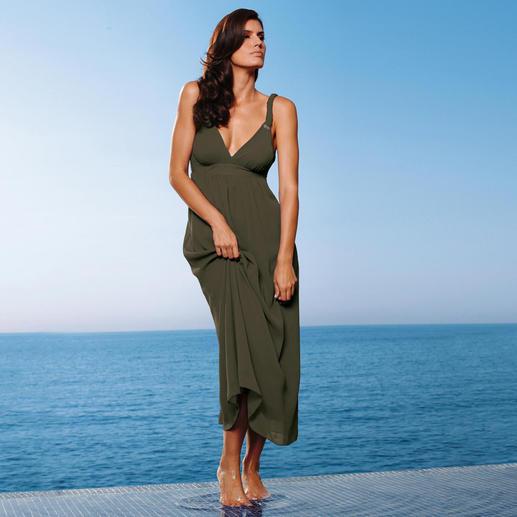 """Aubade Chiffon-Kleid oder Badeanzug """"Palmwedel"""" Verführerische Beachwear - vom Dessous-Spezialisten Aubade. Badeanzug und Kleid in bester Passform."""