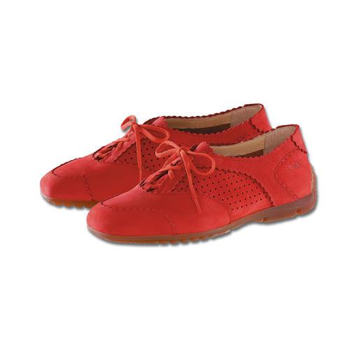 Arcus® Sommer-Sneakers Elegante, bequeme und luftige Sneakers. Mit echter Latexsohle. Von Arcus®/ Frankreich.