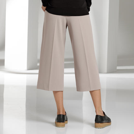 Seductive Culotte Schwierige Hosenform leicht gemacht: Die Culotte von Seductive ist ein unkomplizierter Allrounder.