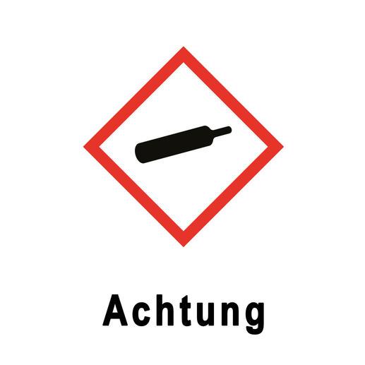 GHS04 (Unter Druck stehende Gase)