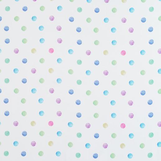 Vorhang Funny Dots - 1 Stück Seltener Glücksgriff: Der Kinderzimmervorhang ohne Altersbegrenzung. Mit Verdunkelungsfunktion.