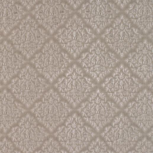 Vorhang Varella - 1 Stück Nobler Damast, filigran dessiniert wie feine Spitze.