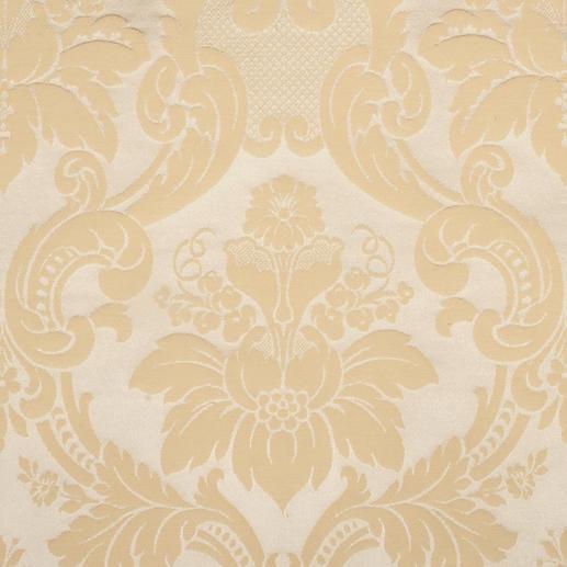 """Vorhang """"Ornamental"""", 1 Vorhang Brillante Ornamentdamaste wie aus der Blütezeit des Barock."""
