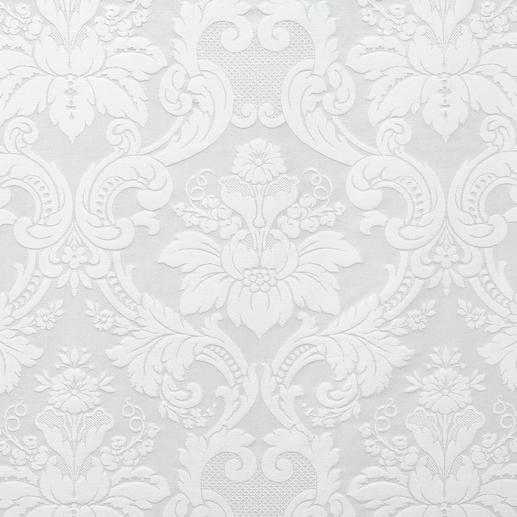 Vorhang Ornamental - 1 Stück Brillante Ornamentdamaste wie aus der Blütezeit des Barock.