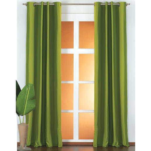 """Vorhang """"Concordia"""", 1 Vorhang Moderner Ösen-Vorhang aus pflegeleichter Baumwolle zum super Preis-/Leistungsverhältnis."""