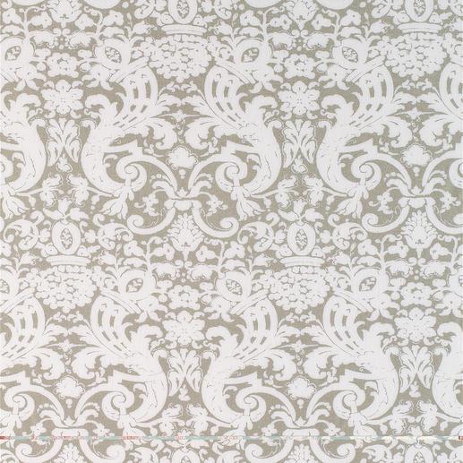 Vorhang Lucido - 1 Stück Reines Leinen, aufwändig von Hand bedruckt.