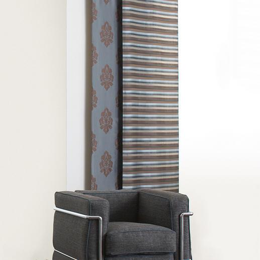 """Vorhang """"Belfort"""", 1 Vorhang Blickdichter Designer-Vorhang von JOOP! mit gewebten Multistripes in aktuellen Farben."""