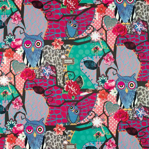 """Vorhang """"Melli"""", 1 Vorhang Fantastische Komposition. Freche Farben. Und 100 % Verdunkelung."""