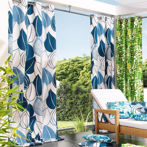 Vorhang Tiana - 1 Stück Robust und wetterfest: Die Outdoor-Vorhänge von Designers Guild.
