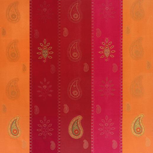 """Vorhang """"Shiva"""", 1 Vorhang Prachtvoll wie kostbarer, orientalischer Seidendamast. Aber erfreulich erschwinglich."""