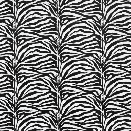 Vorhang Zebra - 1 Stück