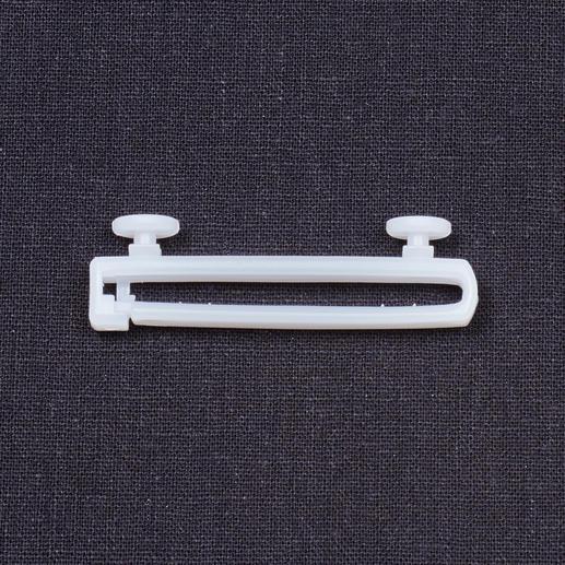 Gleiter für Schlaufenvorhänge