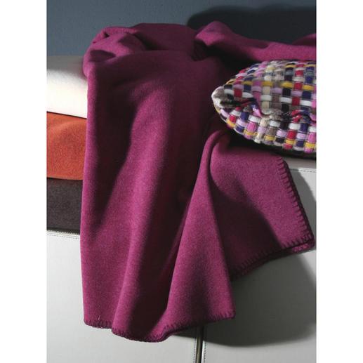 """Decke """"Soft-Fleece"""", 1 Decke - Die Decke, die nicht """"unter Strom"""" steht!"""
