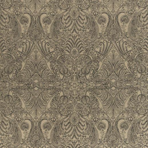 """Vorhang """"Persian Nights"""", 1 Vorhang Perfekt unperfekt, wie von Hand skizziert. Neu in der Kollektion von Christian Fischbacher."""