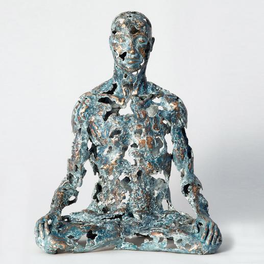 Sukhi Barber – Thaw Sukhi Barbers  Unikatserie Thaw. (Ihre erste war nach wenigen Wochen ausverkauft.) 16 Bronze-Skulpturen. Maße: 20 x 25 x 15 cm