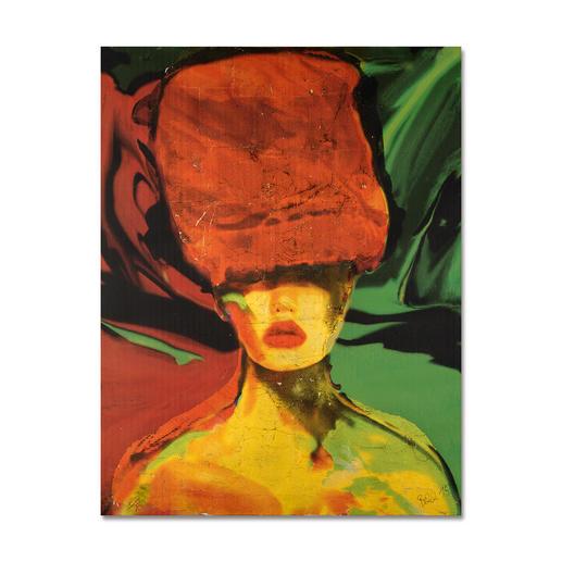 """Beatrice Bues-Bohl: """"Bisou"""" - Mit 12 Karat Gelbgold veredelt – die zweite Unikatserie von Beatrice Bues-Bohl. 80 Exemplare."""