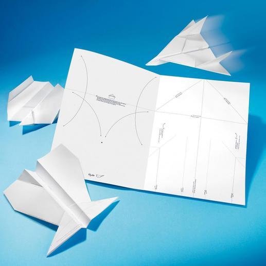 MyFirstJet Ihren ersten Papierflieger haben Sie als Kind gebaut – jetzt bauen Sie Ihren besten.