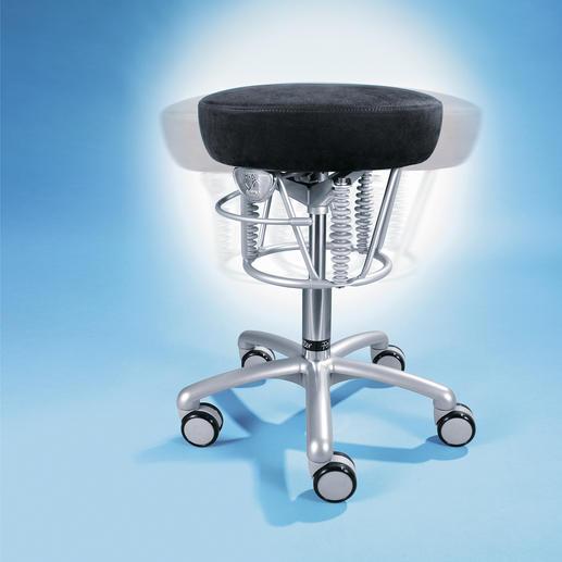 Bioswing Foxter - Geniale Bioswing-Technologie: Beugt Rückenproblemen vor. Fördert messbar Leistungsfähigkeit und Wohlbefinden.