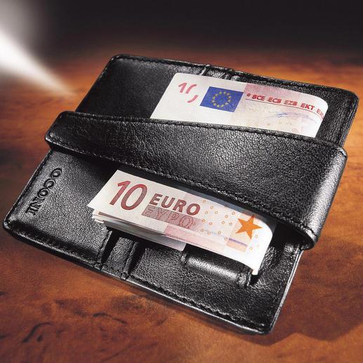 Deep Pocket Wallet - Bewahren Sie Ihr Geld wie die Amerikaner – ganz tief in der Hosentasche.
