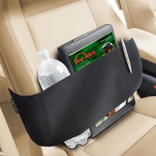 Depoflex® Ordnungsgurt Jetzt wird Ihr Beifahrersitz zur sicheren Ablage.