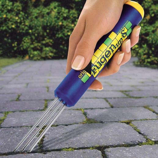 Pflasterfugen-Reiniger Für alle Fugenbreiten und -muster geeignet.