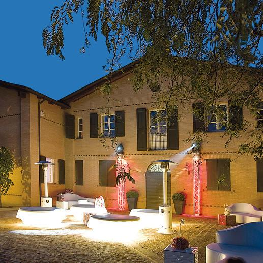 Lambrusco Grasparossa Amabile 2016, Villa di Corlo, Emilia Romagna, Italien Wie Sie Ihre Gäste wirklich verblüffen können.