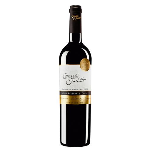 Cremaschi Gran Reserva 2012, Angelo Cremaschi, Maule Valley, Chile - Kaum ein Weinmacher Chiles kann so viele Auszeichnungen vorweisen.