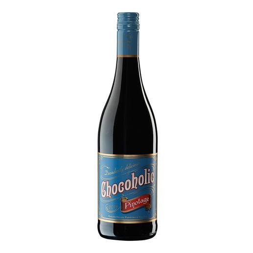 Chocoholic Pinotage 2014, Darling Cellars, Südafrika - Moderne Weinmacher-Kunst par excellence.