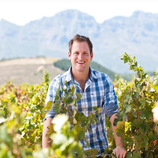 Weinmacher Dirk Coetzee