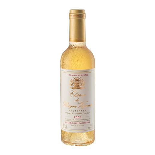 Château de Rayne Vigneau 2007, Sauternes, Bordeaux, Frankreich - 95 Punkte von Robert Parker. (Wine Advocate 199, 02/2012)