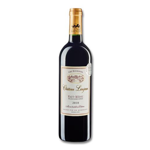 """Château Lieujean 2010, Haut-Médoc Cru Bourgeois, Domaines Lapalu, Bordeaux, Frankreich - """"Einer der feinsten Cru Bourgeois. Bravo! 90 Punkte."""" (Neal Martin, Wine Journal, 1112/2012)"""
