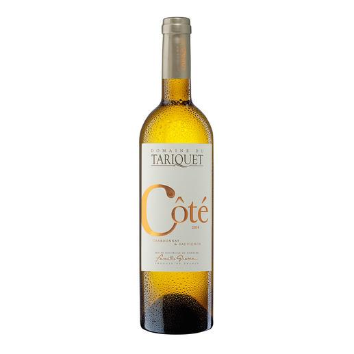 Côté Tariquet 2014, Château Tariquet, Gascogne, Frankreich - Wie uns der Fehler eines Erntehelfers einen besonderen Weingenuss ermöglicht.